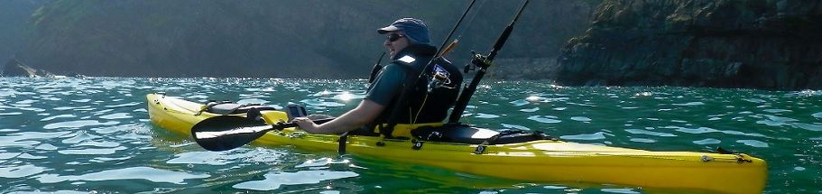 Kayak Fishing Rods