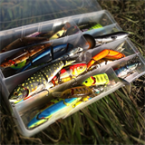 Tackle Boxes & Rig Bins