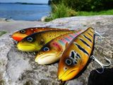 Lures - Hard Lures and Spinners
