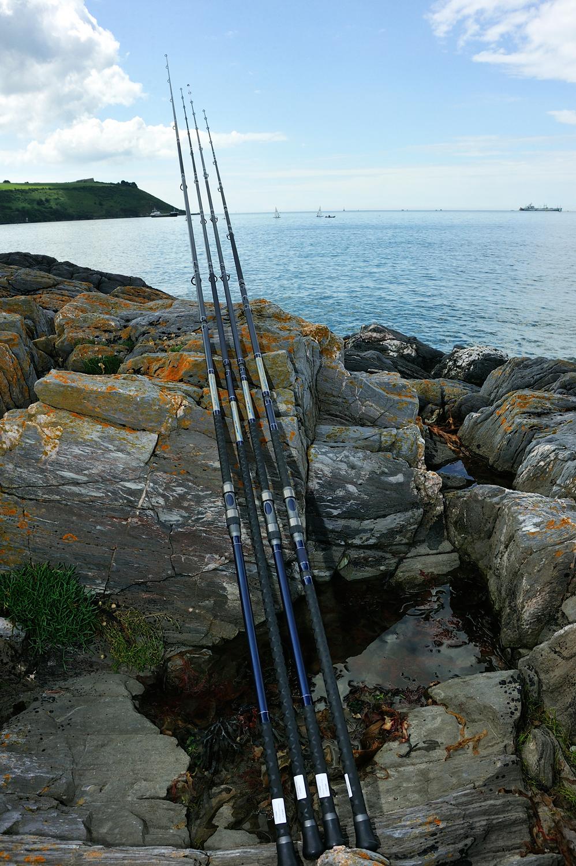 "Shakespeare Agility FS SURF 12ft 9/"" 4-8oz *Surf Fishing Rod*"