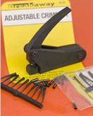 Breakaway Crimp Tool With Adjustable Crimps