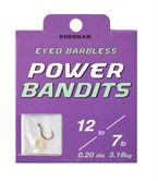 Drennan Bandits Power Barbless (Banded Hair Rigs)