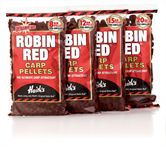 Dynamite Baits Robin Red Pellets 900g (Pre-Drilled)