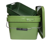 Green Square Bucket 10 Litres