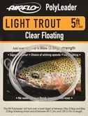 Airflo Trout Poly Leader 5ft