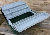 Maver 6 Tray Tackle Box