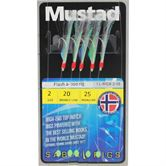 Mustad Flash-a-Boo Rigs