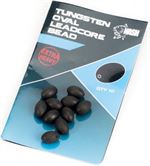 Nash Tungsten Oval Leadcore Bead