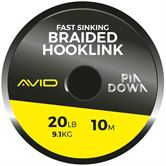 Avid Carp Pin Down Braided Hooklink