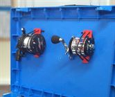 Breakaway Seat Box Reel Holders