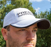 Preston Innovations Baseball Caps