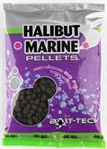 Bait-Tech Halibut Marine Pellets PRE DRILLED