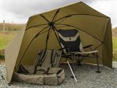 Korum 50'' Graphite Brolly Shelter