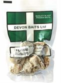 Devon Baits Frozen Zambrini Scallops