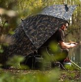 Fox 45 inch Camo Brolly