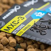 Matrix MXC-3 Strong Eyed Barbless Hooks