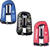 Watersnake Inflatable Manual 150N Life Jackets