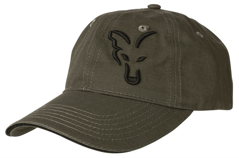 FOX NEW Black /& Orange Baseball Cap CPR925 Carp Fishing Hat