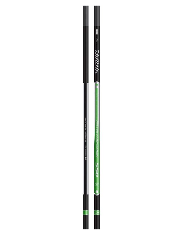 Daiwa power carp margin poles for Power pole fishing