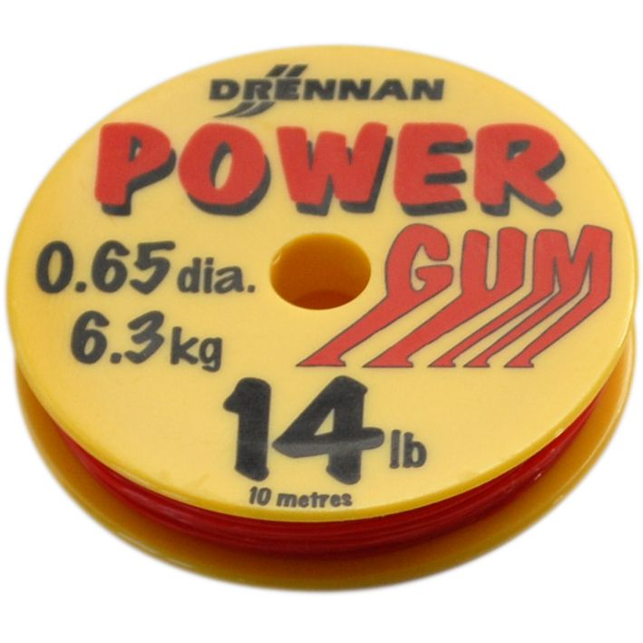 14lb 10m Drennan Power Gum
