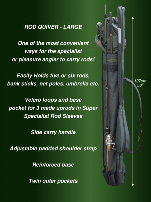 Large rods