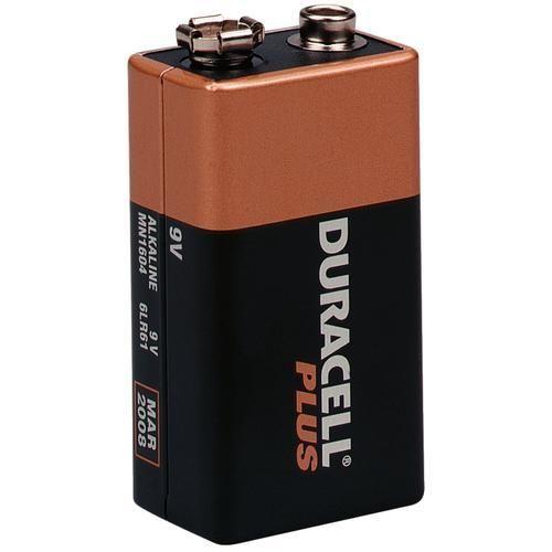 Duracell Plus 9v Battery 163 2 40