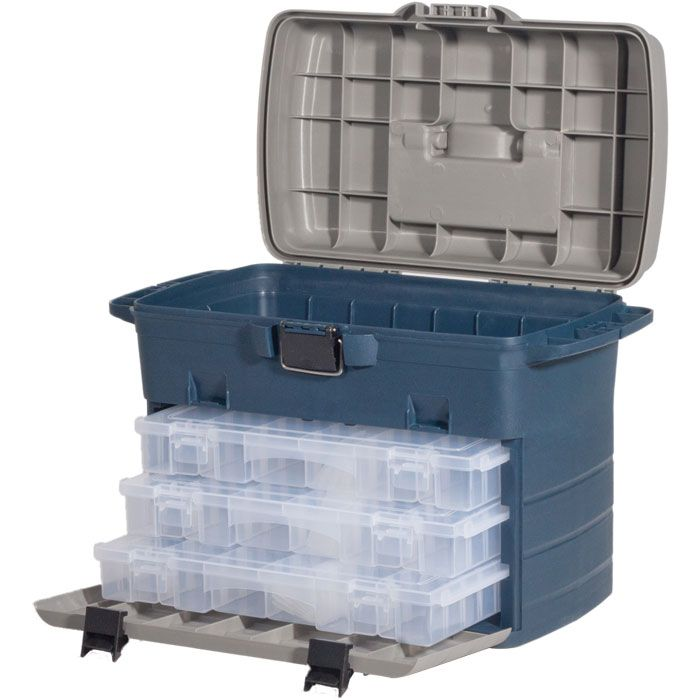 Leeda large tackle box system for Large tackle boxes for fishing
