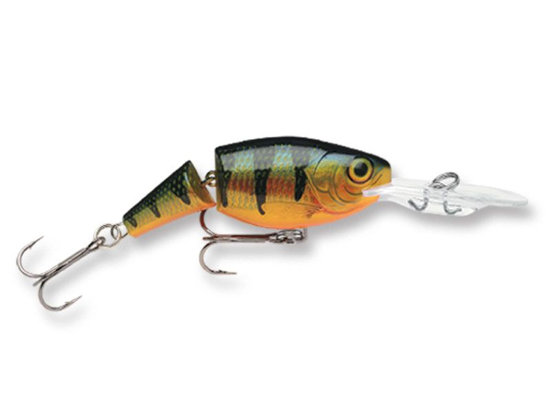 Rapala jointed shad rap lure 7cm for Rapala fishing codes