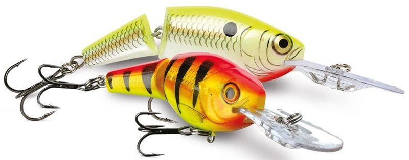 Rapala Jointed Shad Rap Lure 7cm