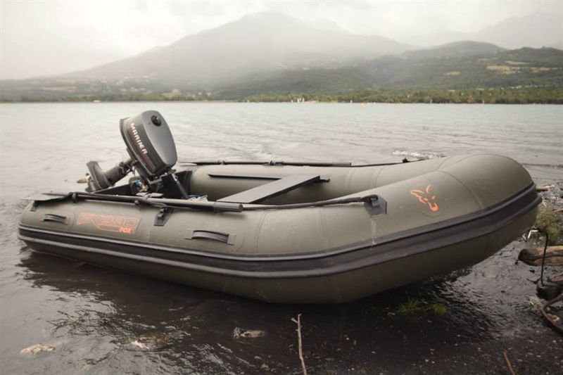 Fox Fx290 Inflatable Boat 163 749 99