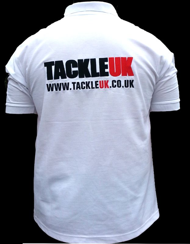 Tackleuk Embroidered Polo Shirt
