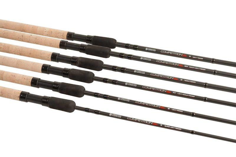 Preston Competition Pro 10/' Light Feeder Rod cprs//02