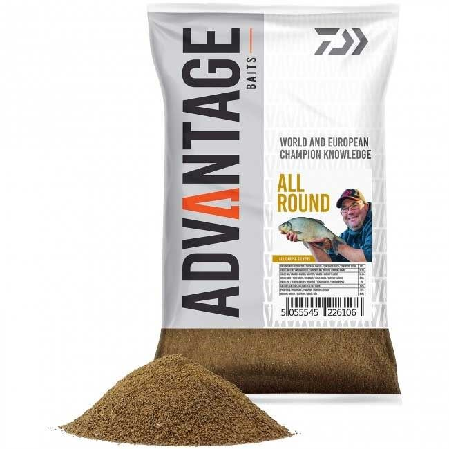 Daiwa Advantage Baits Groundbait Allround; 1kg