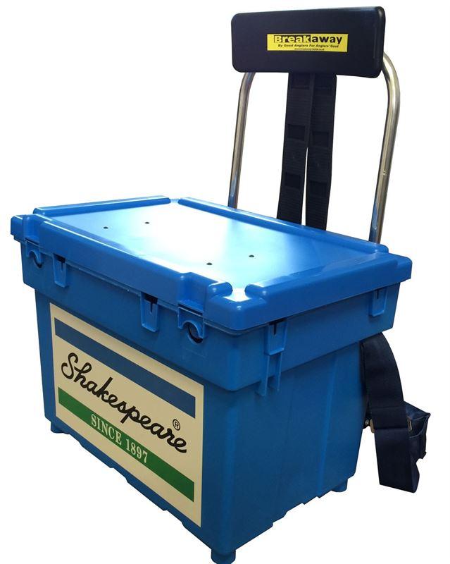 Sea Fishing Breakaway Seat Box Conversion For New Shakespeare Seat Box