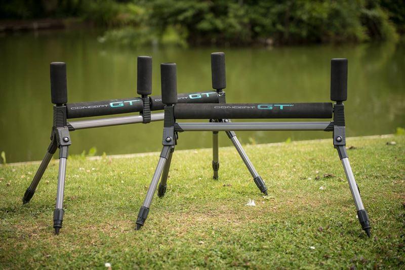 Leeda Concept GT Pole Roller Super Lisse rouleaux simple ou double