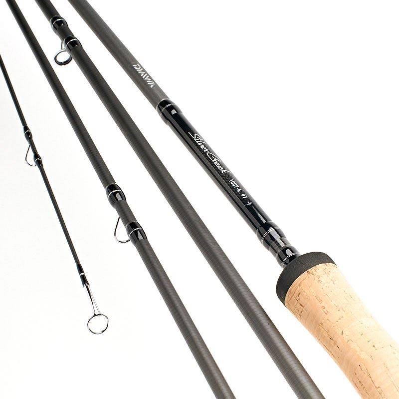 Daiwa Silvercreek Fly Rods - £59 99