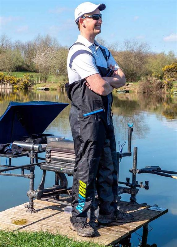 Preston Innovations Dri Fish Bib & Brace - £49.99