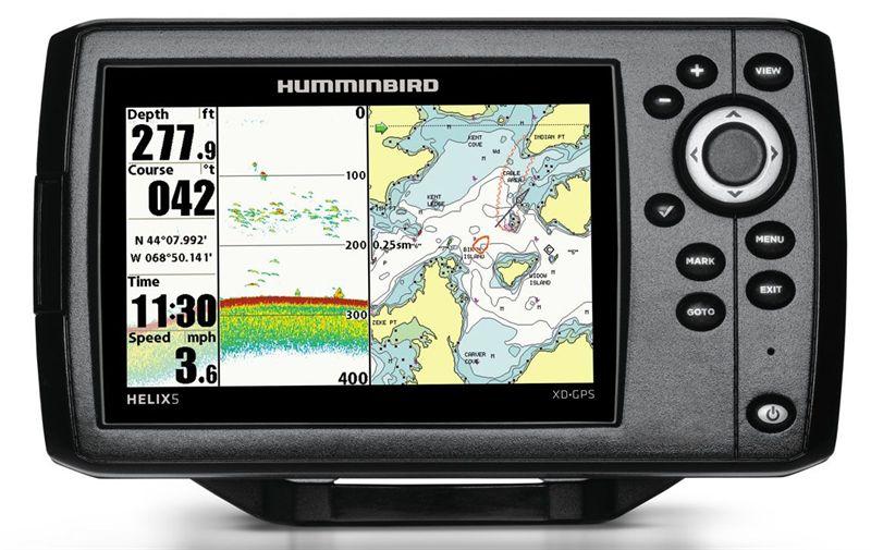 Humminbird helix 5 g2 fishfinders for Humminbird helix 5 ice fishing