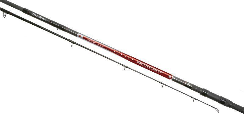Daiwa Windcast Surf Rods (14ft - Multiplier/Fixed Spool)