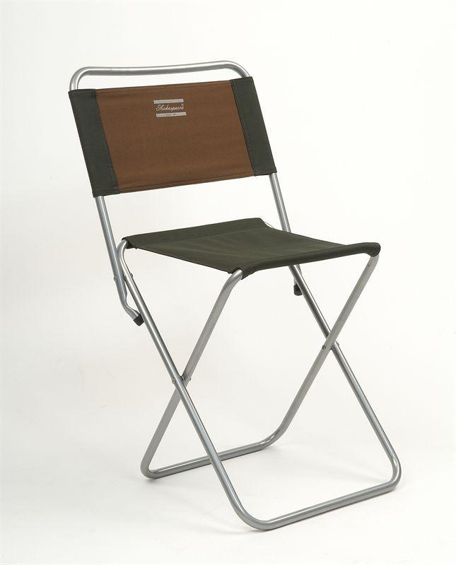 Shakespeare Folding Backrest Stool 163 13 99