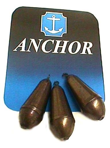 Anchor BLACK Dense Arlesey Bomb 1/4 oz