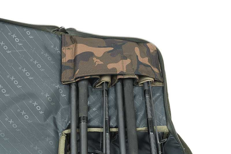 Free Delivery Fox Camolite 12ft 3+3 Rod Case *New 2019*