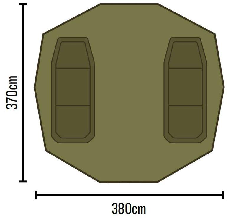 Trakker Superdome Bivvy 46499