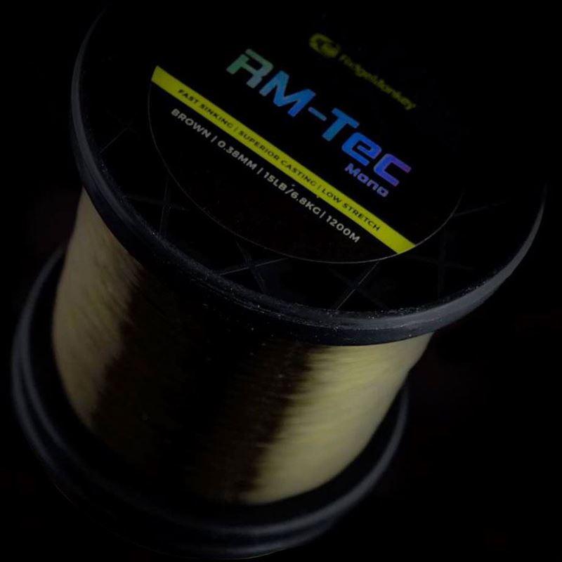 Ridgemonkey//Ridge Singe RM-Tec Fluoro//Fluorocarbone Mainline-Gamme Complète
