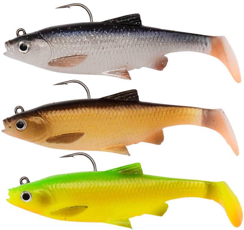 NEW  Savage Gear 3D LB Roach Swim N Jerk soft bait bodies  crazy price