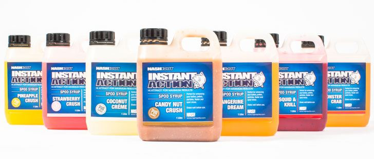 Nash Instant Action Spod Syrups