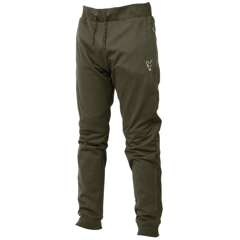 *All Sizes* NEW FOR 2019 Fox Collection Green /& Silver Joggers