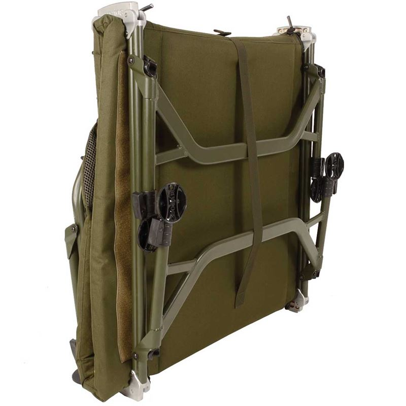 New Solar Tackle SP C-Tech Bedchair Standard or Wide Carp Fishing Equipment
