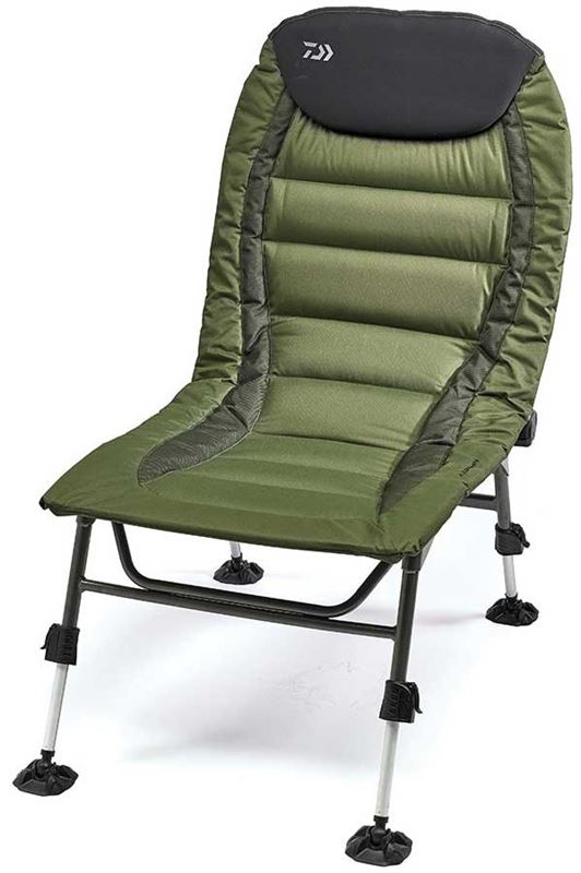 Daiwa Infinity Adjustable Aluminium Chair 163 86 99