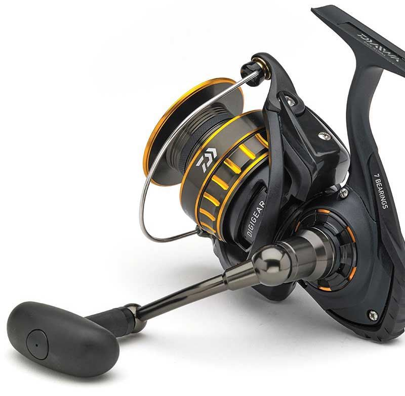 Daiwa bg spinning reels for Daiwa fishing reels